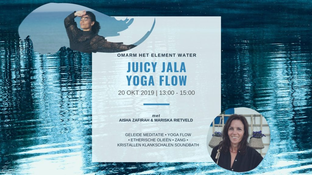 juicy jala yoga flow